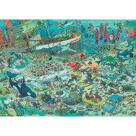 Jumbo PZ1000  Deep Sea Fun, JVH