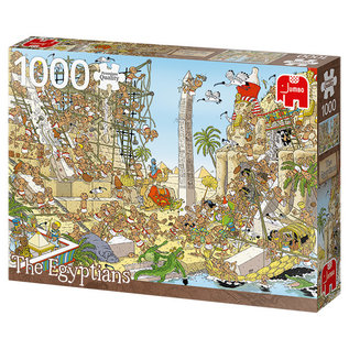 Jumbo PZ1000 The Egyptians Pieces of History,
