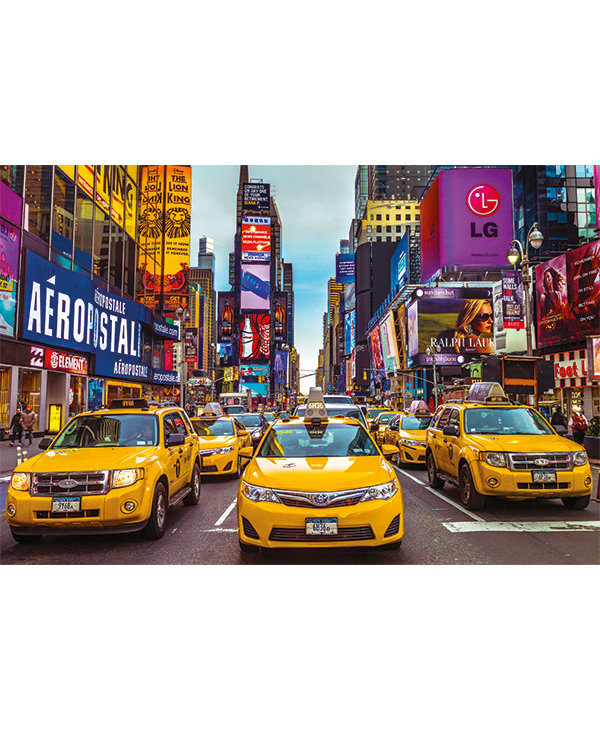 PZ1500 New York taxi