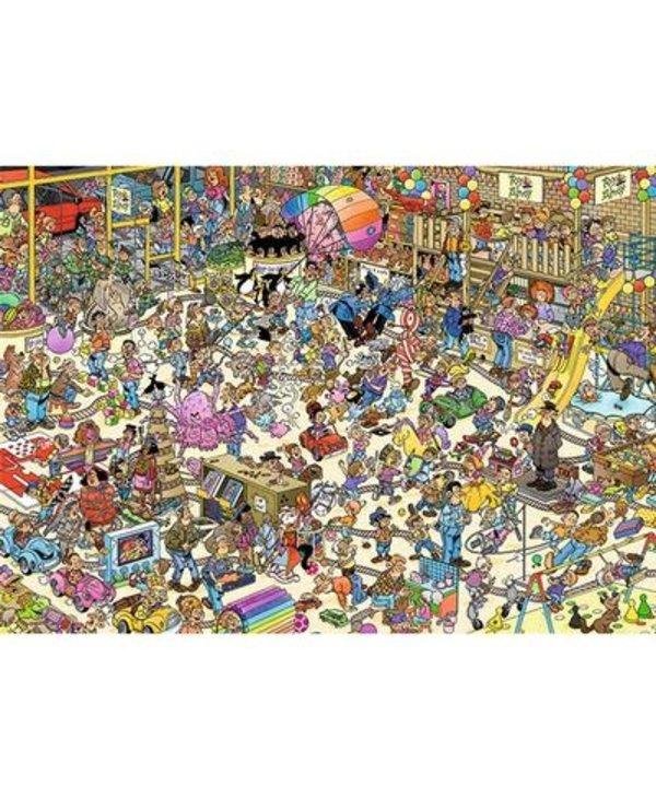 PZ1000 Toy Shop, JVH