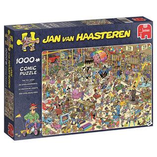 Jumbo PZ1000 Toy Shop, JVH