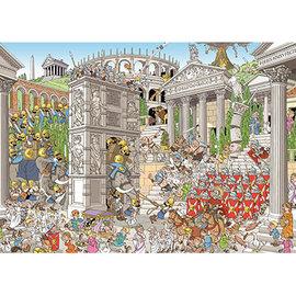 Jumbo PZ1000 Romans, Pieces of history