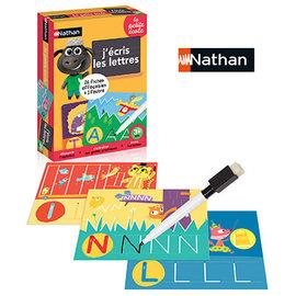 Nathan J'ecris les lettres