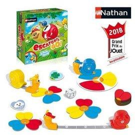 Nathan Escargot Go!