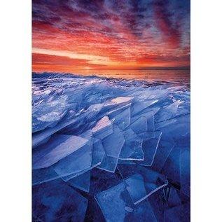 Heye PZ1000 Ice Layers, Power of Nature