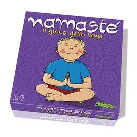 CreativaMente Namaste - Le jeu du yoga