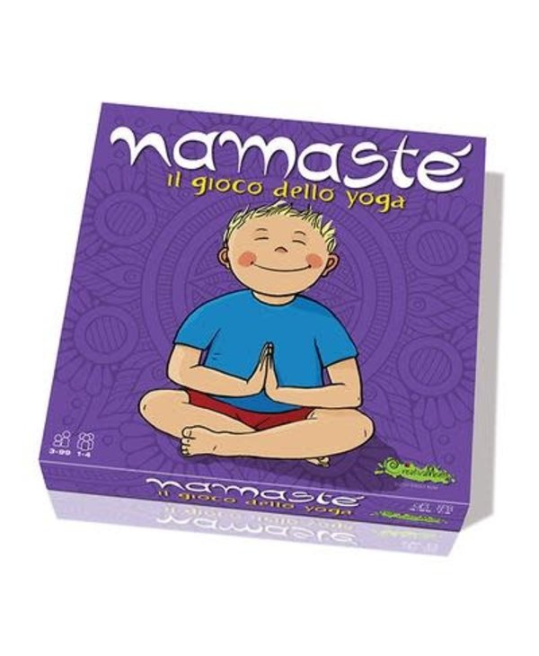 Namasté - The game of YOGA