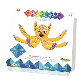 CreativaMente Creagami Octopus