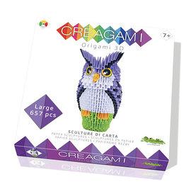 CreativaMente Creagami Owl