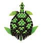 CreativaMente Creagami Turtle