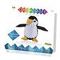 CreativaMente Creagami Pingouin