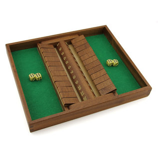 Mind Matters Shut the box