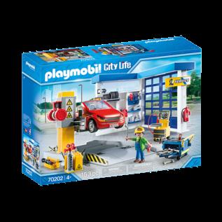 Playmobil Garage automobile 70202