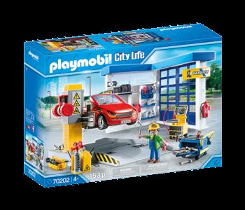 Garage automobile 70202
