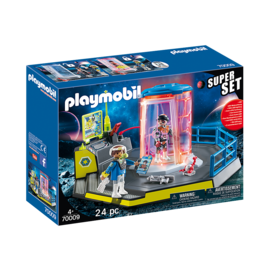 Playmobil SuperSet Agents de l'espace 70009