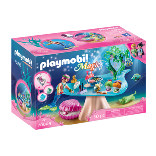 Playmobil Salon de beauté & sirene 70096