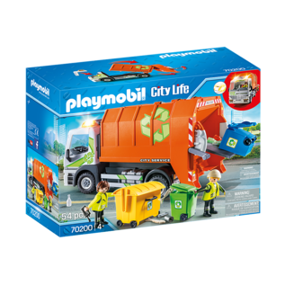 Playmobil Camion de recyclage 70200
