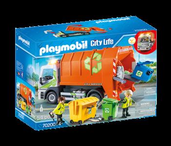 Camion de recyclage 70200