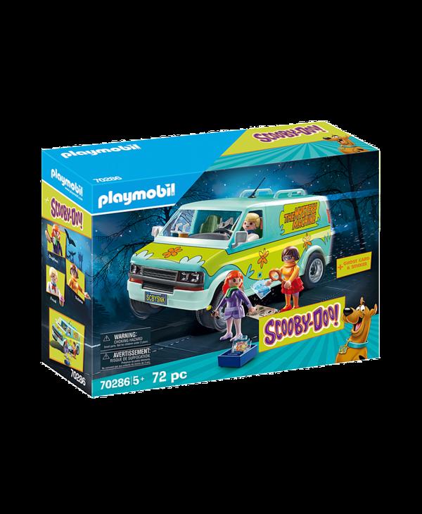 Scooby-Doo Mystery Machine 70286