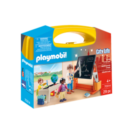 Playmobil Valisette Ecole 70314