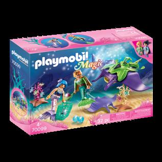 Playmobil Chercheurs de perles & raies 70099