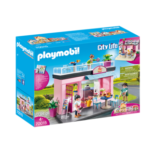Playmobil Salon de thé 70015