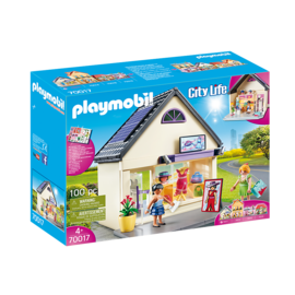 Playmobil Boutique de mode 70017