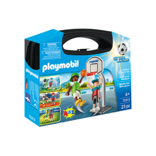 Playmobil Valisette Multi-sport Garçon 70313