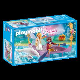 Playmobil 70000 - Bateau romantique avec couple de fées