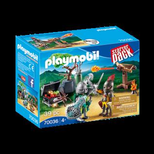 Playmobil StarterPack Duel de chevaliers 70036