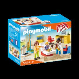 Playmobil StarterPack Cabinet de pediatre 70034