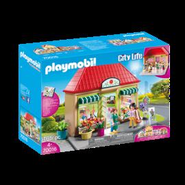 Playmobil Magasin de fleurs 70016