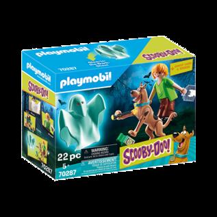 Playmobil Scooby & Sammy avec fantôme 70287