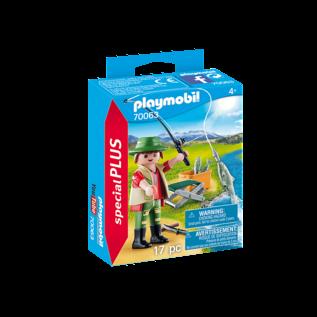 Playmobil Pécheur à la ligne 70063