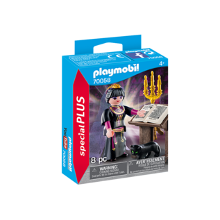 Playmobil Sorcière & grimoire 70058