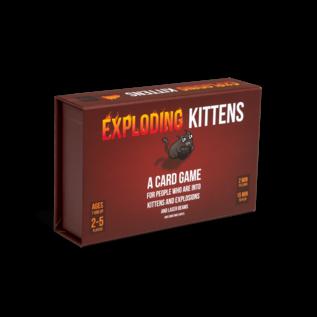 Exploding Kittens Exploding Kittens - First Edition