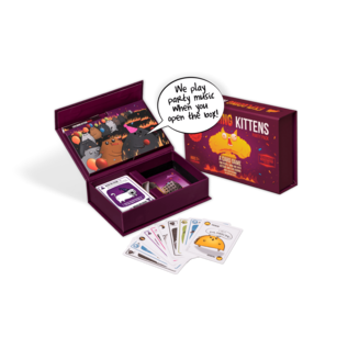 Exploding Kittens EXPLODING KITTENS: PARTY PACK (Eng)