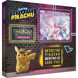 Pokemon company Pokemon detective Pikachu Mewtwo GX box