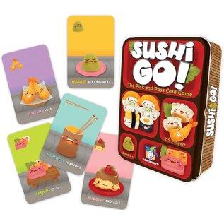 Sushi go! Tin (Anglais)