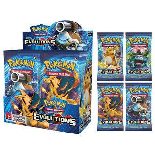 Pokemon company POKEMON XY EVOLUTIONS BOOSTER