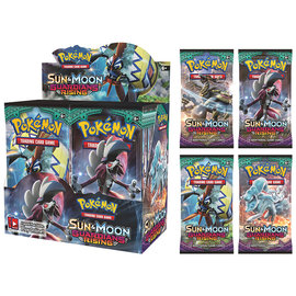 Pokemon company POKEMON SM2 GUARDIANS RISING BOOSTER