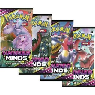 Pokemon company Pokemon booster - Unified minds
