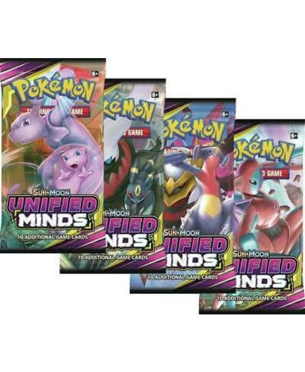 Pokemon booster - Unified minds