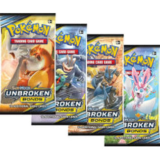 Pokemon company Pokemon booster - Unbroken bonds