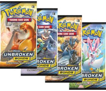 Pokemon booster - Unbroken bonds