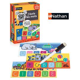 Nathan J'ecris les mots