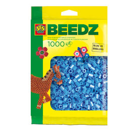 SES Beads 1000 pieces sky-blue