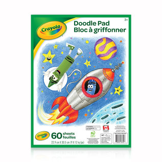 Crayola Bloc à griffoner