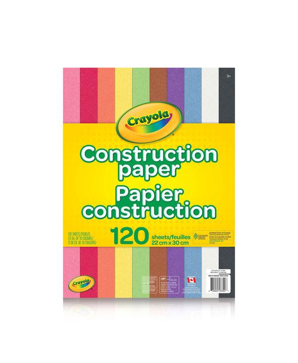 Papier Construction 120p