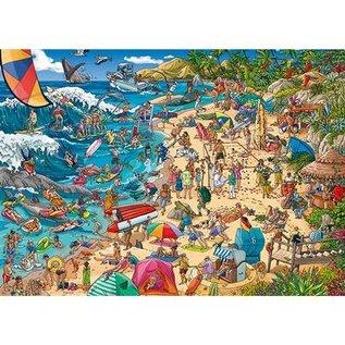 Heye PZ1000 Seashore, Tanck